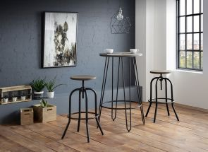 Spitfire Stool & Dalston Table