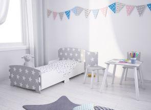 Star Grey Bedroom