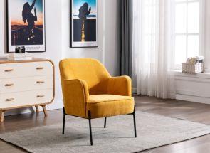 Susanna Apricot Chair - 1