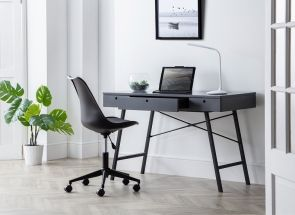 Trianon Grey Desk Roomset