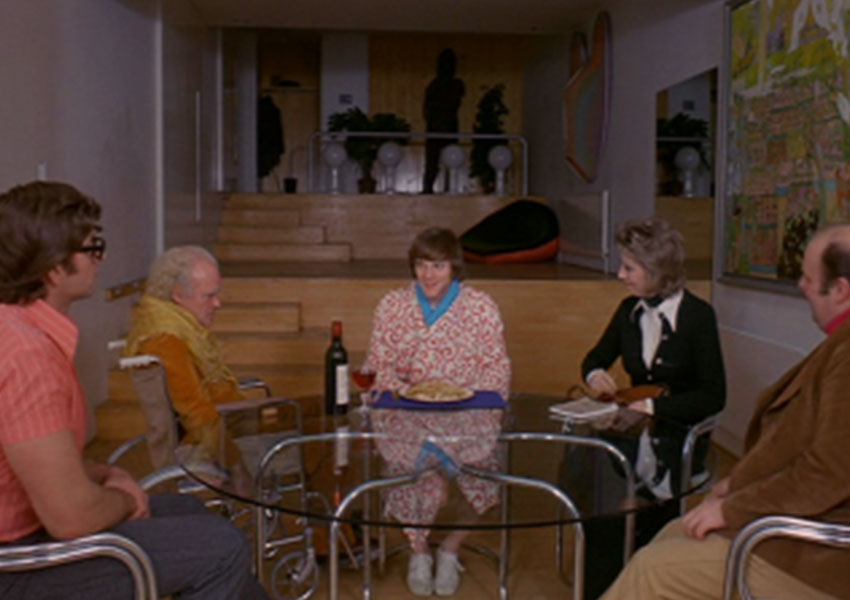7 Famous Dining Tables From Pop Culture Homeline
